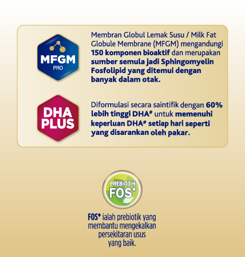 Enfagrow A+ Step 3 for Malaysia